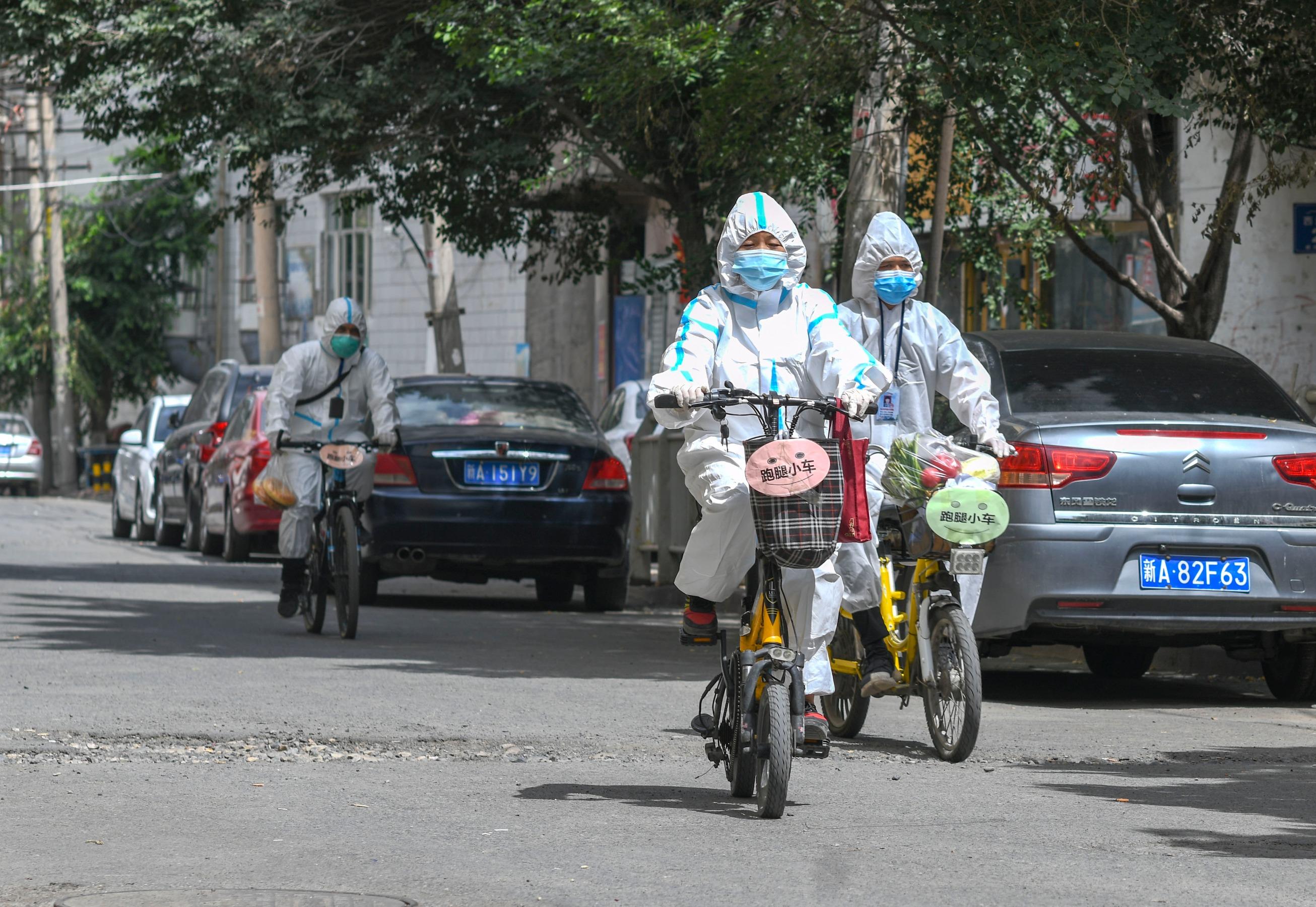 新型コロナ、中国本土で新たに49人感染確認