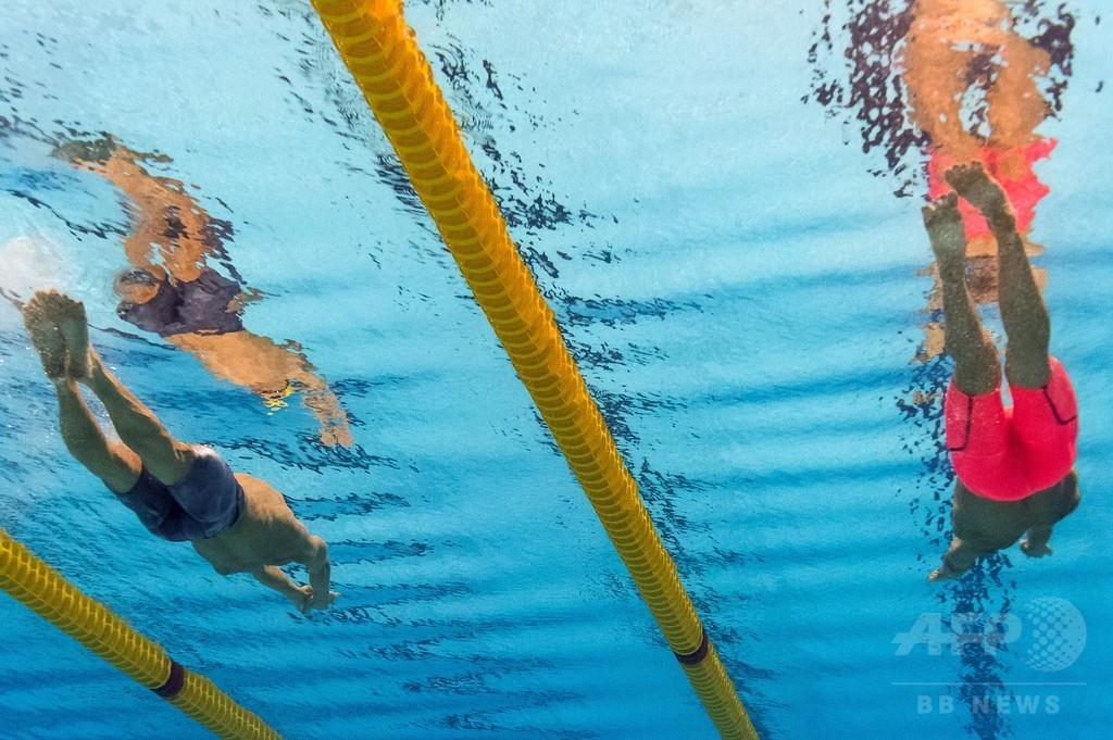 中国水泳協会、ドーピング違反への処罰は警告のみ