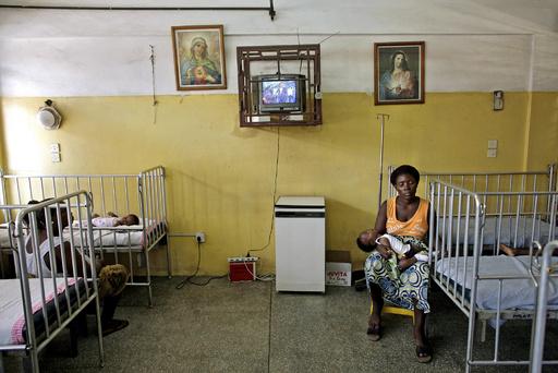 西アフリカ・ガーナの首都でコレラ流行、感染規模は「驚異的」