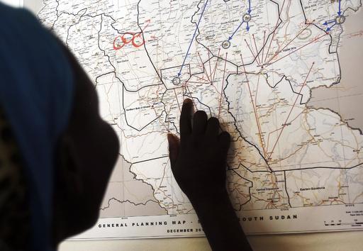 性的暴行被害者が負う心の傷、国連支援に限界も 南スーダン