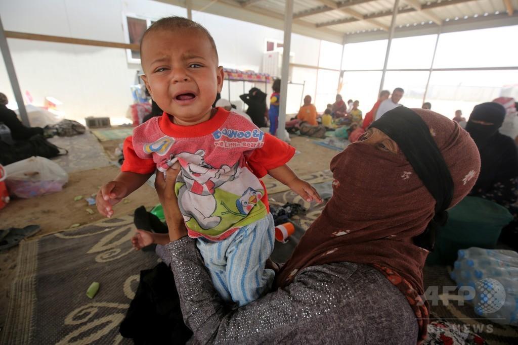 イラク・ファルージャ、住民は「呪われた都市」への帰還を拒否