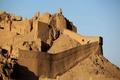 イラン南東部地震から10年、バム遺跡の復元は今