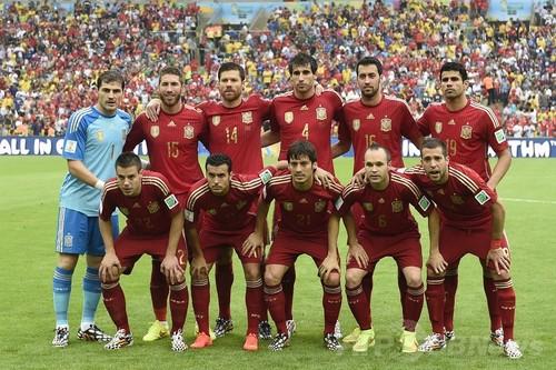 スペイン代表、黄金時代の5つの...