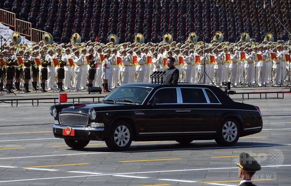 中国、人民解放軍に汚職捜査チームを派遣