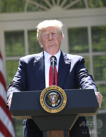 地球温暖化交渉、「アメリカ・ファースト」 の軌跡