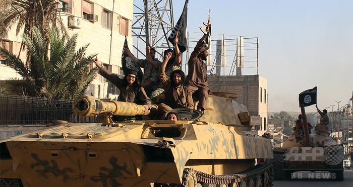 ISの「モデル都市」に暮らす生き地獄 シリア・ラッカ