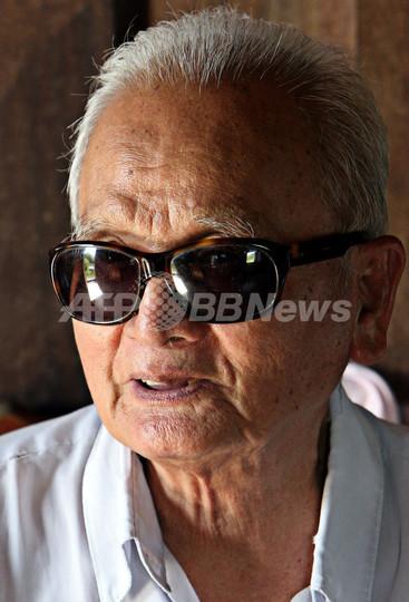 「クメール・ルージュ」ナンバー2のヌオン・チア元議長 身柄拘束される