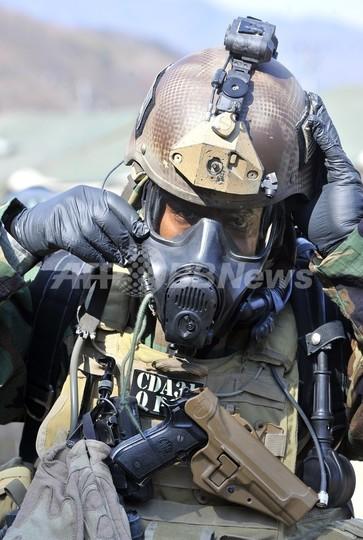 「アイアンマン」さながら、米軍が開発中のハイテク武装スーツ