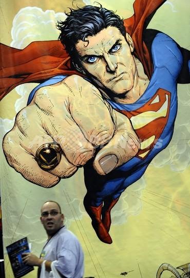 スーパーマンがデビューしたコミック誌、史上最高額で落札