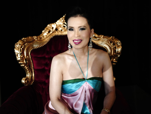 タイ選管、王女を首相候補に擁立した政党の解党申し立て