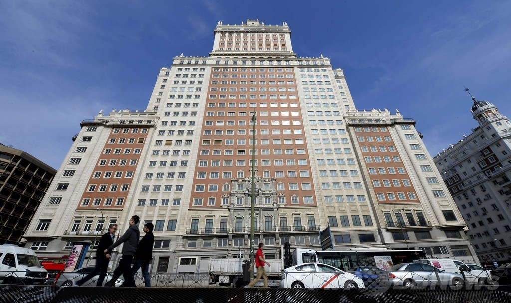 中国一の大富豪、スペイン不況象徴の歴史的建物を370億円で購入