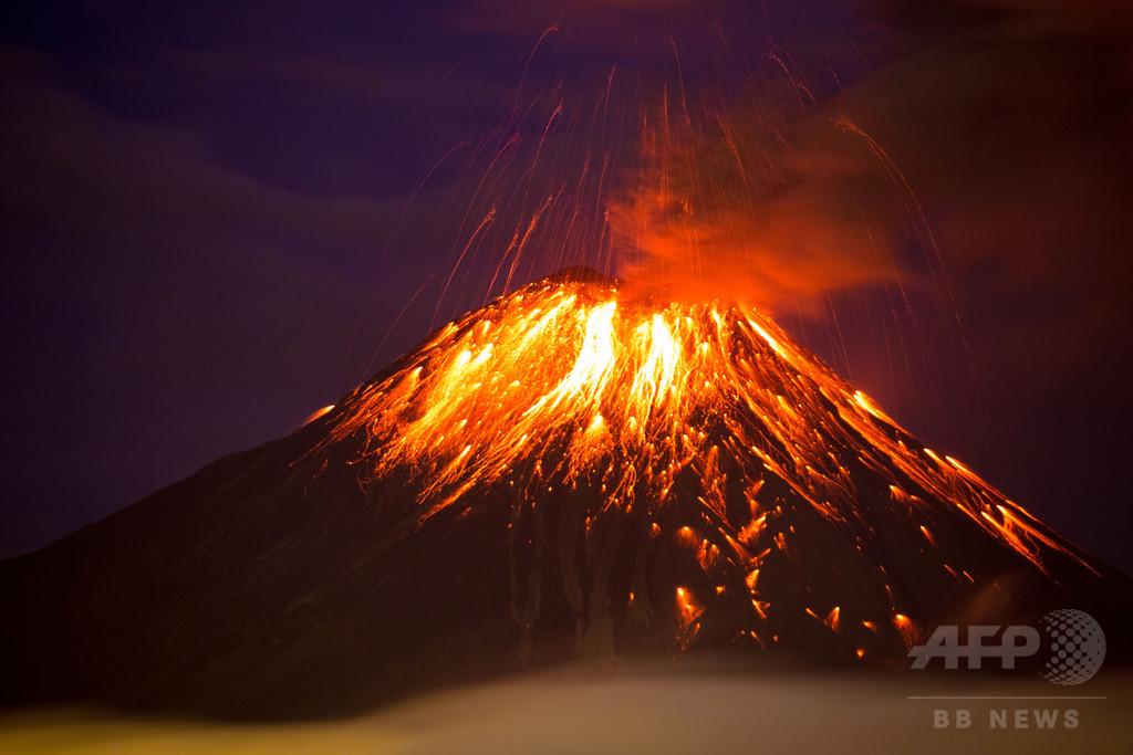 欧州の「暗黒時代」、もたらしたのは2度の火山噴火? 研究