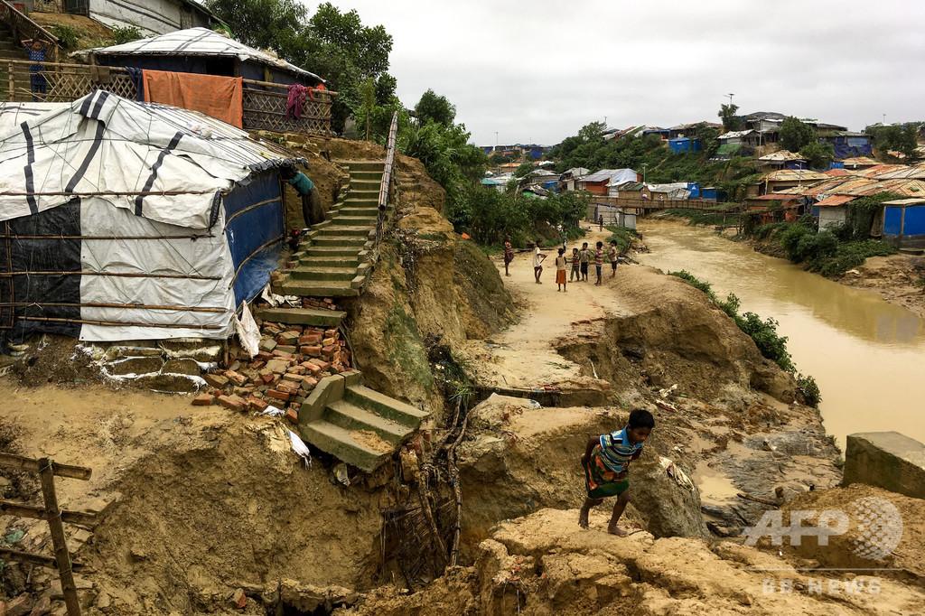 米、ミャンマー軍総司令官らに入国禁止措置 ロヒンギャ「浄化」に関与
