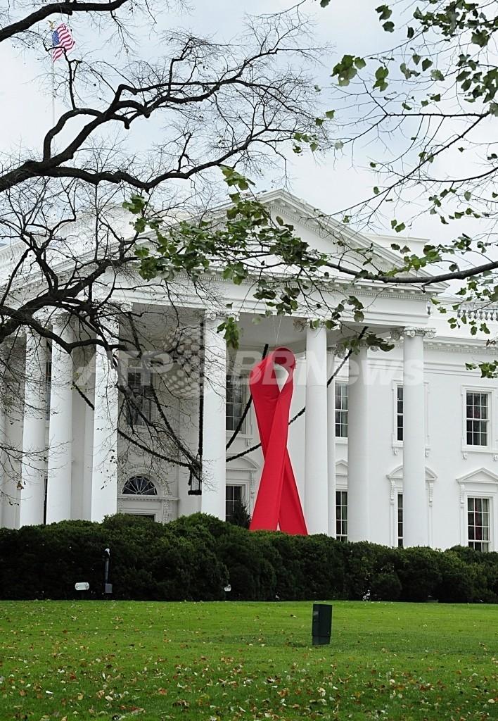 米ワシントンD.C.でHIV感染が拡大