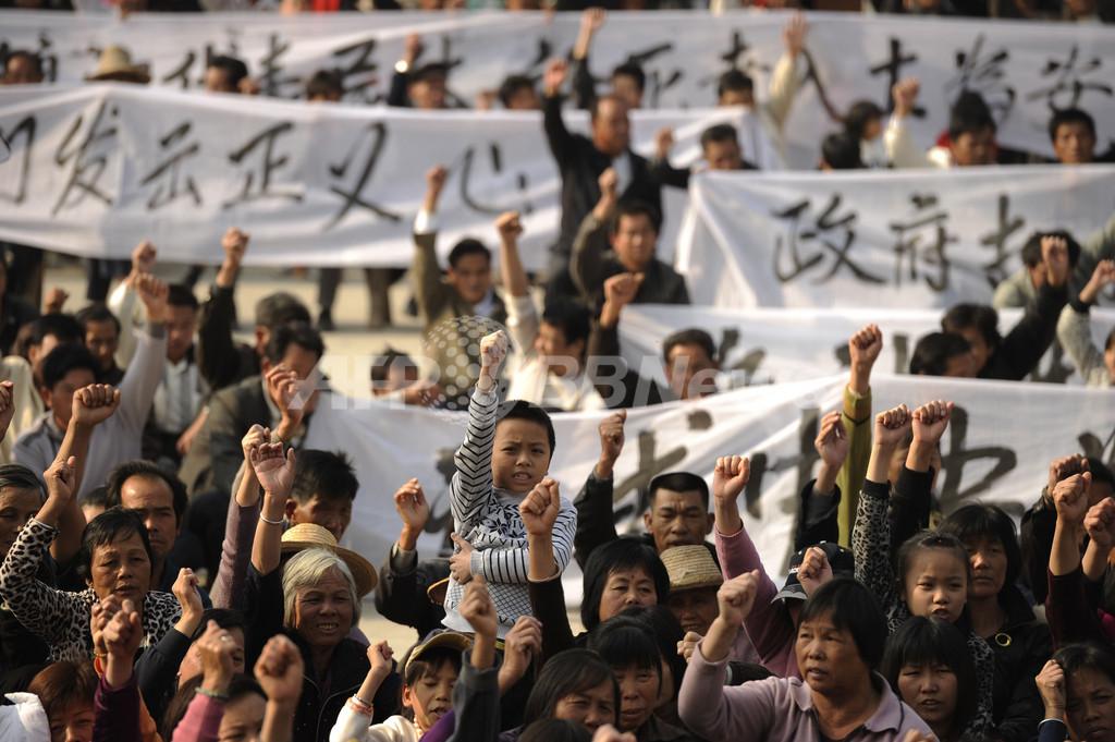 中国・烏坎村の「反乱」が象徴するものとは、専門家分析