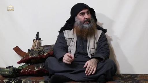 IS幹部の元妻、CIAによる最高指導者捜索を手助け 暴行された米女性にも言及