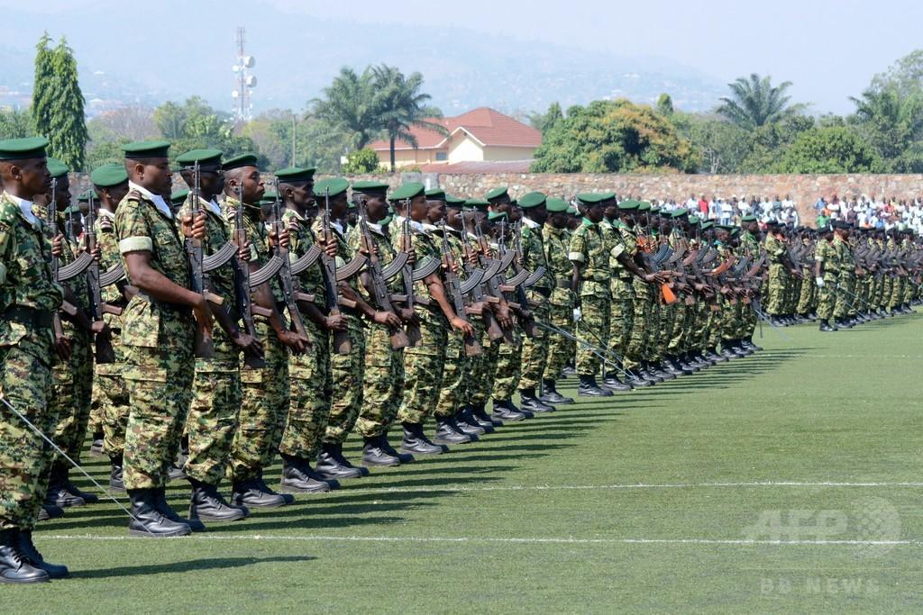 国連警察部隊をブルンジに派遣へ、安保理が決議採択