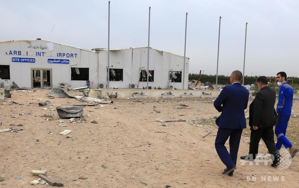 米、親イラン勢力に報復空爆で6人死亡 イランは米に警告