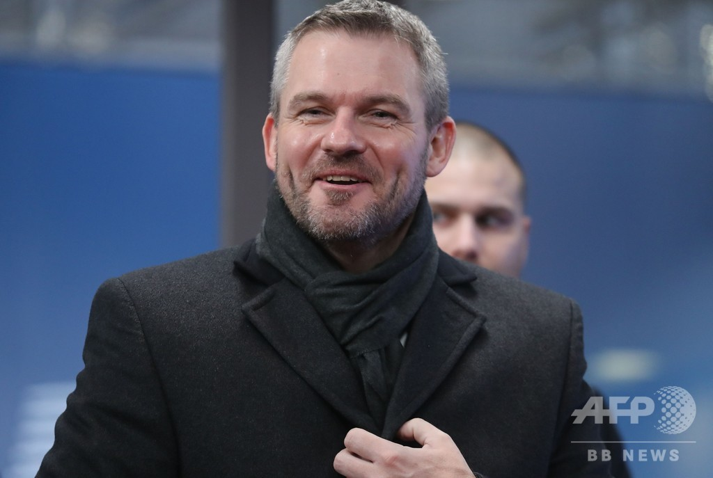 ペレグリニ首相の新型ウイルス感染を否定、スロバキア政府報道官