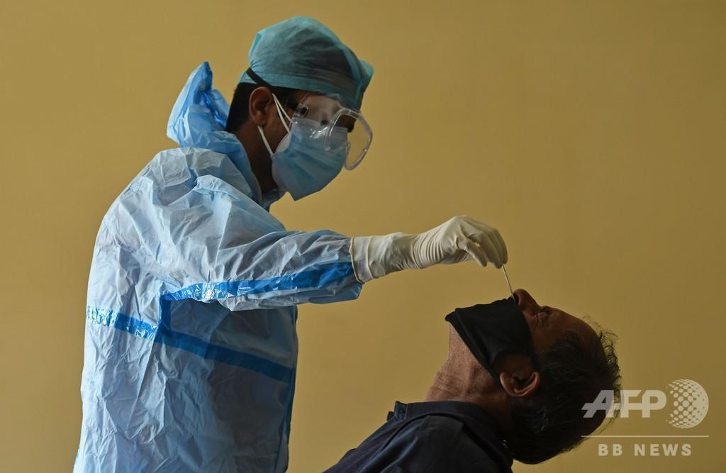 WHO、世界人口1割が感染と推計 組織改革の加速示唆