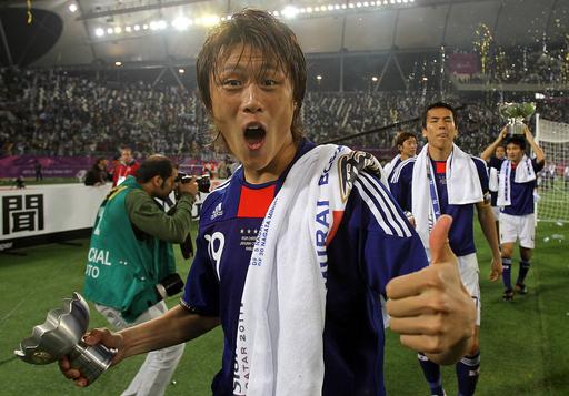 【写真特集】サッカー歓喜の日本代表、アジア杯4度目の頂点