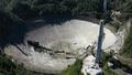 動画:アレシボ天文台が崩壊 プエルトリコの巨大望遠鏡