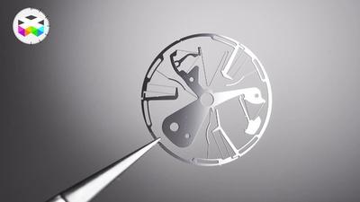 【プライムタイム】注目の時計の実物映像も!時計業界のニュースをお届け(1/全3話)