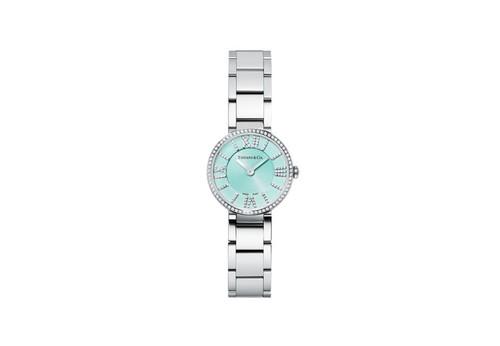 「ティファニー アトラス」アイコニックなティファニーブルーの新作時計