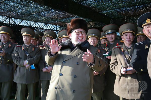 北朝鮮、核ミサイル技術未確立=米