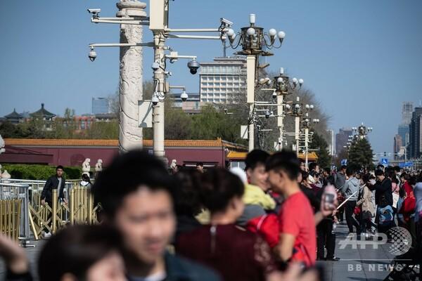 「新たな天安門」は不可能に、監視と弾圧を強める中国