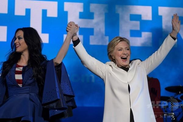 大統領選挙:米国の頼みの綱