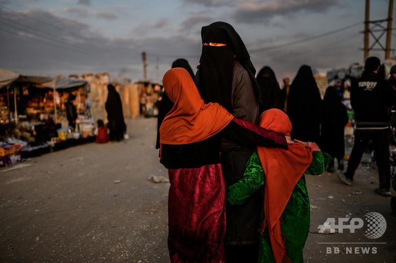 「私たちに残されたのは子どもだけ」…親子での帰国を願うIS戦闘員の外国人妻
