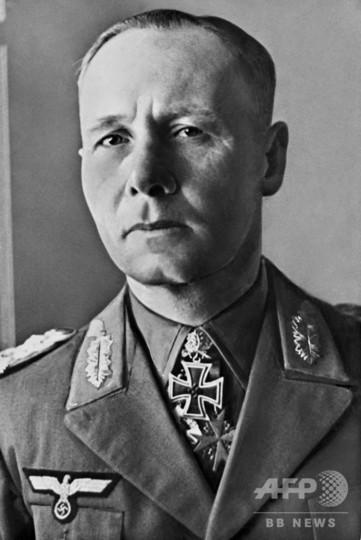 「砂漠のキツネ」ロンメル将軍を追悼、 独国防省高官のツイートが波紋