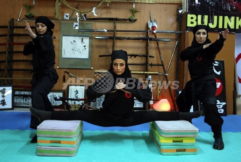 忍術訓練を「暗殺者」と誤報、ロイター通信に有罪評決 イラン裁判所