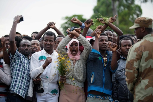 エチオピア、6か月の非常事態宣 反政府デモ激化で