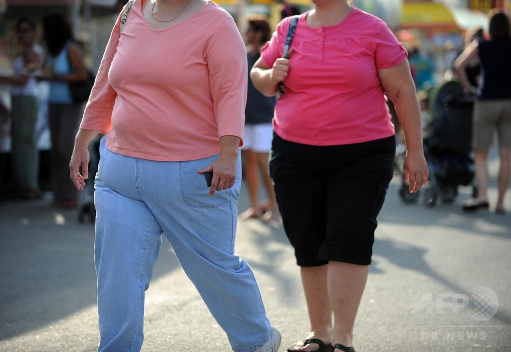 母親の肥満で先天異常リスク上昇、スウェーデン研究