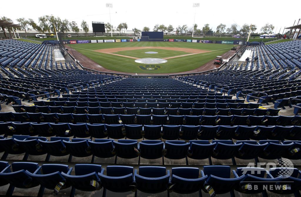 MLB、アリゾナでの5月開幕案を否定「具体的な話ない」