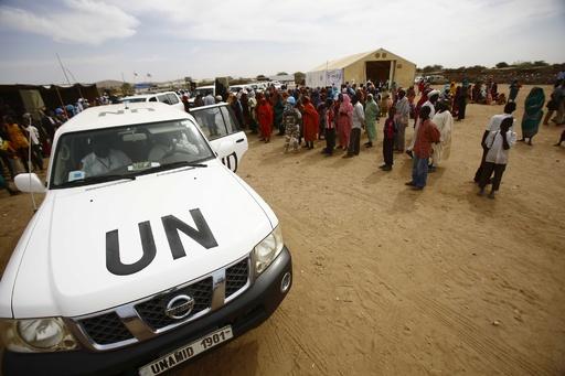 南スーダンから3万人超、17年にスーダン流入 UNHCR