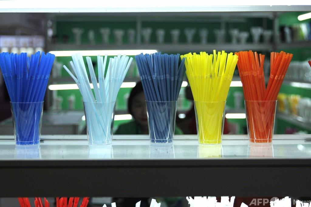 北京で「プラスチック汚染防止計画」でスタート 使い捨てプラ製品の使用を禁止