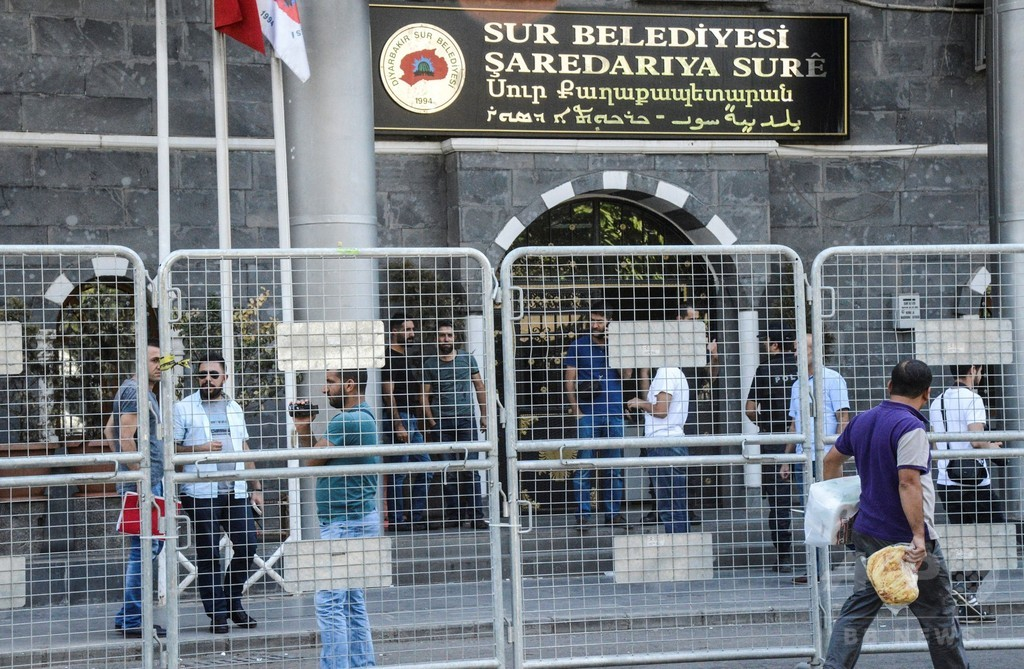トルコ、自治体首長28人を一斉解任 クーデター未遂後の粛清と批判