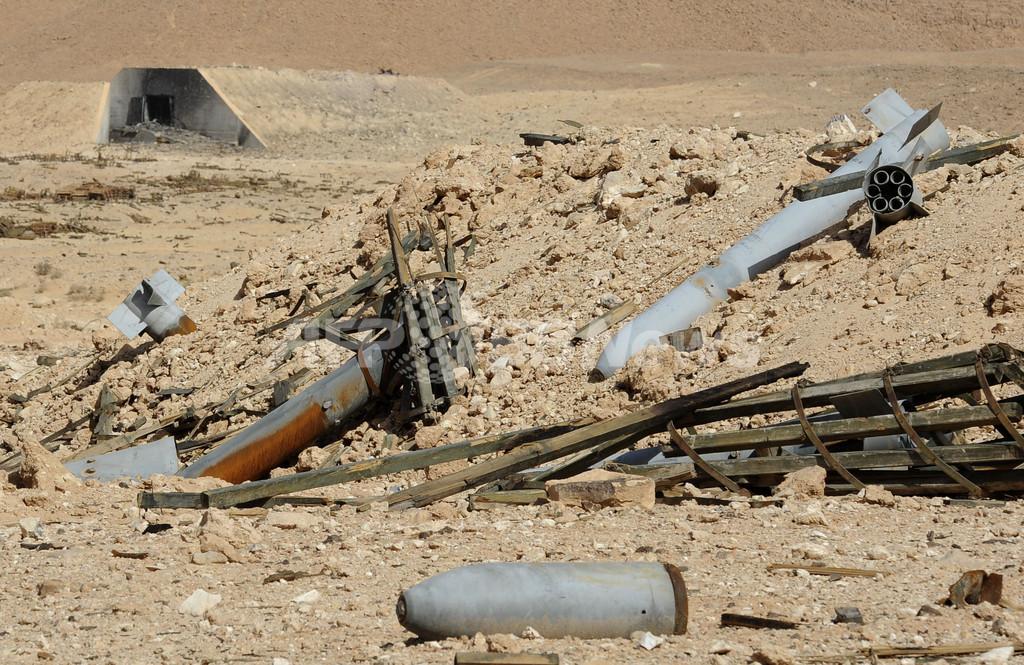 カダフィ大佐の化学兵器使用を阻止した秘密組織、リビア