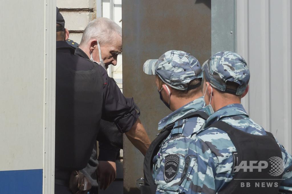 ロシア裁判所、旧ソ連歴史学者に懲役3年6月 性的暴行罪