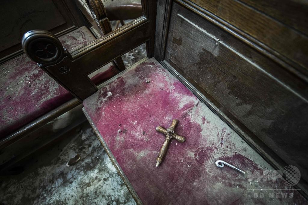 エジプト・カイロのコプト教会で爆発 23人死亡、49人負傷