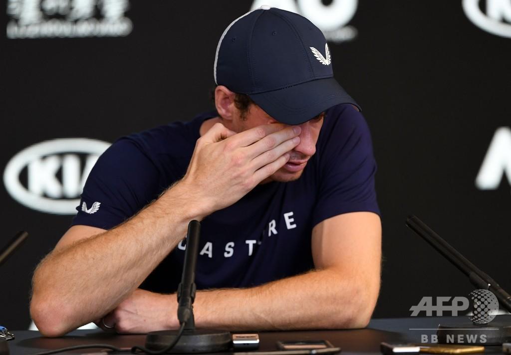 アンディ・マレー、今季限りで現役引退へ 元世界ランキング1位