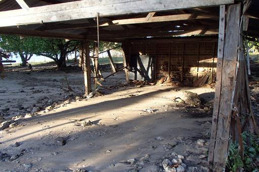 ソロモン諸島地震、津波被災地の救援急ぐ