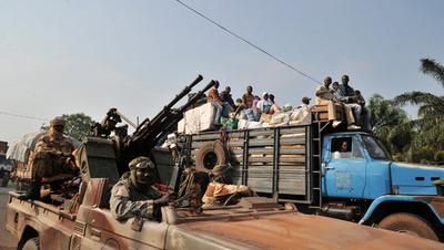中央アフリカ、チャド軍が住民に発砲 24人死亡