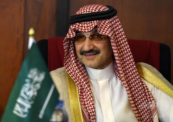 「サウジのバフェット」アルワリード王子釈放 汚職容疑で拘束