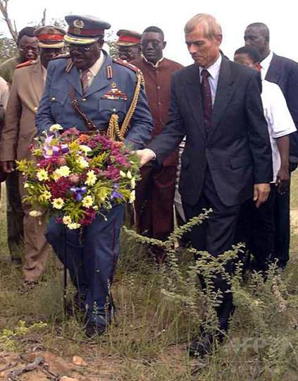 ナミビア先住民、ドイツ植民地時代の虐殺めぐり集団訴訟