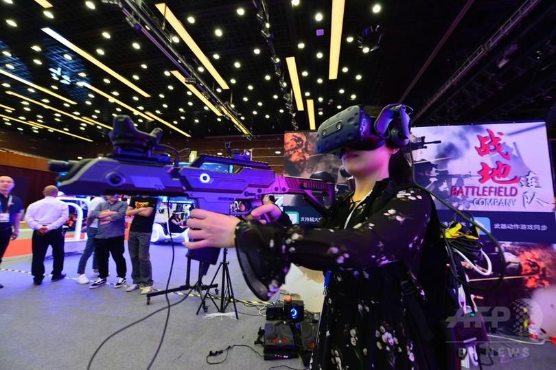 eスポーツ産業大会、北京で開催 昨年の市場規模650億元