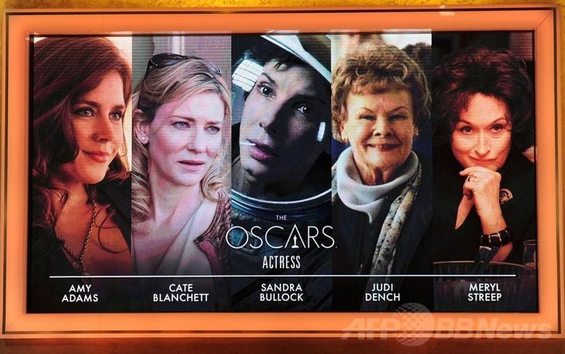 『ゼロ・グラビティ』『アメリカン・ハッスル』、アカデミー賞最多10部門ノミネート